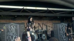 Andy of Black Veil Brides by KennaKatie