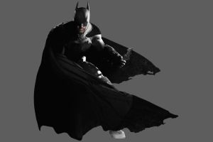 Batman/Superman B. Affleck As Batman BD Version by J-K-K-S