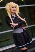 Utau Hoshina, Shugo Chara Cosplay by firecloak