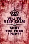Answer for KEEP CALM by piotr554
