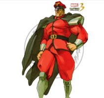 M. Bison - Marvel vs Capcom 3 by AverageSam