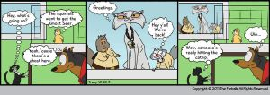 Furballed: The Seer Arrives by twiggy-trace