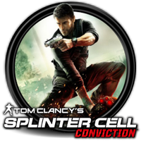 Tom Clancy's Splinter Cell Conviction - Icon by DaRhymes