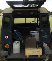 Land Rover RAF Mountain Rescue 4 by Dan-S-T