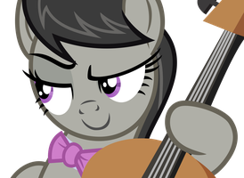Octavia Melody Vector (HD) by IvaCatheriaNoid