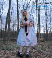 Maid Lolita Photo Contest - #4 Fee Barraclough by miccostumes
