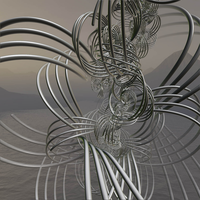 IfS wire scupture by Broni58