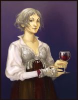 Blackmarket of Wines by lastlabyrinth
