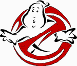 Ghostbusters logo tribal style by Justicewolf337