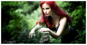 Poison Ivy by DeadlyDoll667