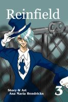 Reinfield issue 3 cover by lucidfairy