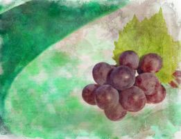 Grapes by Mladavid