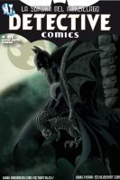 Detective Comics 1 by actiontales