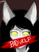 Bad Wolf by IceValaxy