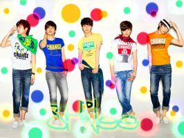 SHINee by The-world-of-Minda