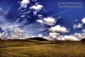 Lethal Clouds HDR by MartynBerdyga