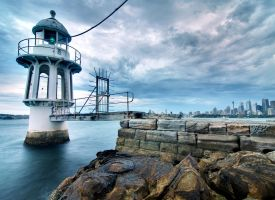 cremorne point sydney harbour by funnelwebmaster
