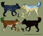 Collab adoptables [OPEN] by AngelInTheHeart