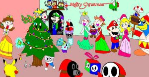 MY EPIC CHRISTMAS -2 by Rotommowtom