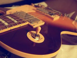 while my guitar gently weeps by MicMichel