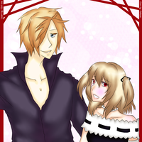 DL Collab: Seth and Kirie. by Hakiwan