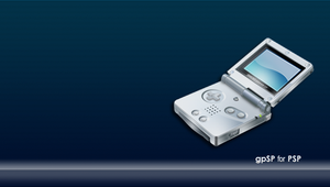 PSP gpSP Background by freaky-design