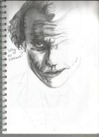 Joker-  Why so serious?(skan 3) by sylwia1098
