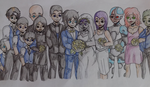 DC: Family and Friends by tashylou