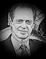 Steve Buscemi Photoshop by AndPlusAmpersandAlso