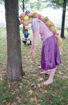 Tangled - Rapunzel Flynn - I'm a horrible daughter by MichiruNoBlue