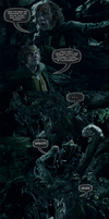LOTR - Of guardians and trees by yourparodies