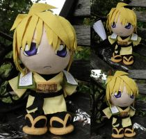 Commission, Plushie Sanzo by ThePlushieLady