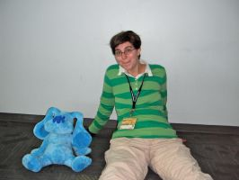 Steve From Blues Clues by ShellMinded
