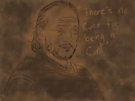 Bronn - No Cure For Being A Cunt by FunkBlast