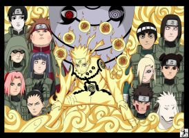 Naruto - Time to go to War by Xpand-Your-Mind
