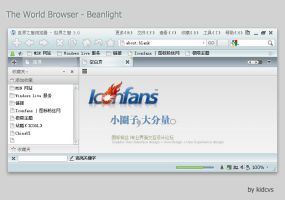 The World Browser - Beanlight by kidcvs