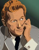 Danny kaye by DaMaupin