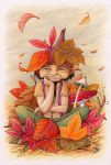 Autumn has arrived by llamadorada