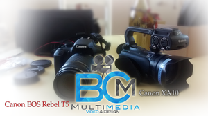 BCM Multimedia- New Cameras by BCMmultimedia