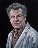 Dr. Walter  Bishop by BruceWhite
