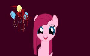 Pinkamena Smile by BPie