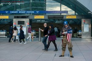 23rd May MCM LON Captain America 5 by TPJerematic