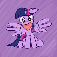 Valentine Twilight by schizophrenicGhost
