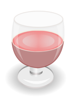 red wine glass by hatalar205