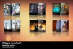 dvd game covers pack 9 by epiccover