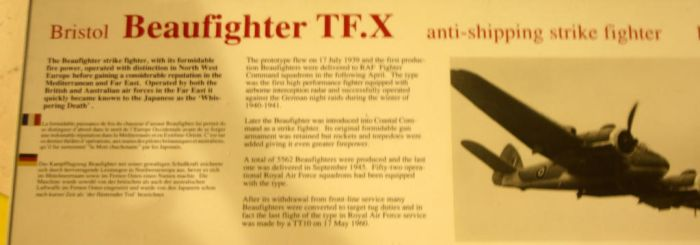 info for beaufighter by Sceptre63