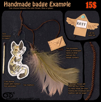 Real Badges example for sale by griffsnuff