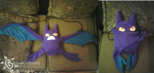 Crobat Bag by azumioftreali