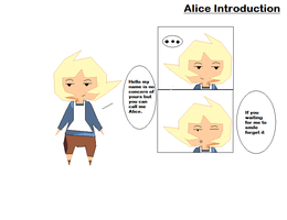 Alice Introduction by jumpit13