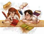 HP Library by Kumu18